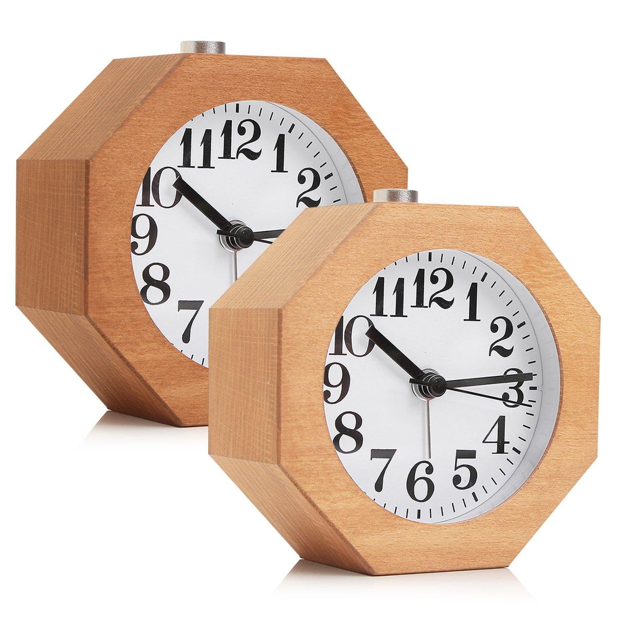 Baban Wooden Alarm Clock