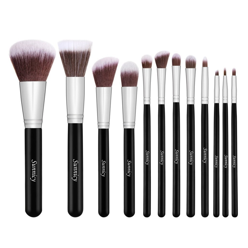 Makeup Brush Set (12 pcs)