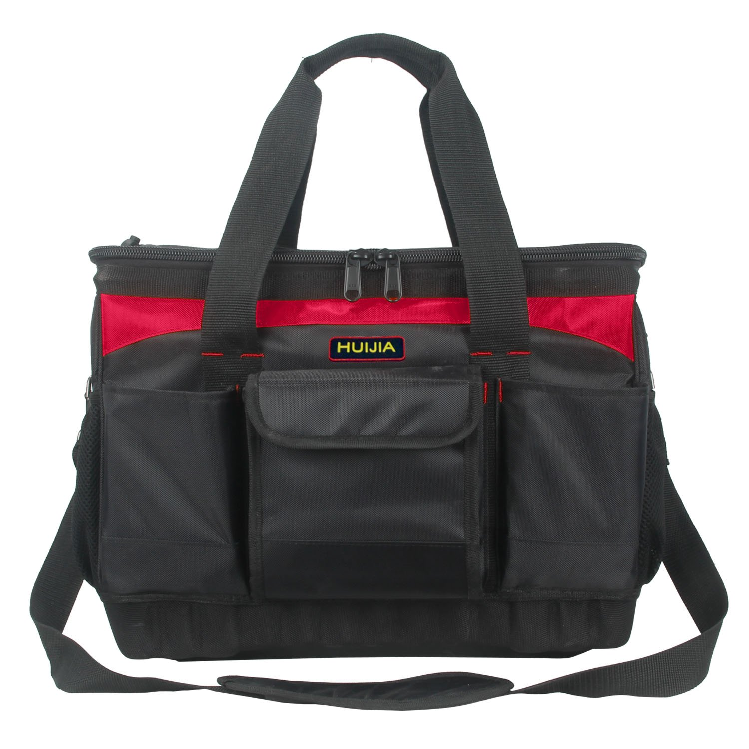 90% off 15 Inch Heavy Duty Professional Tool Bag, Large Capacity