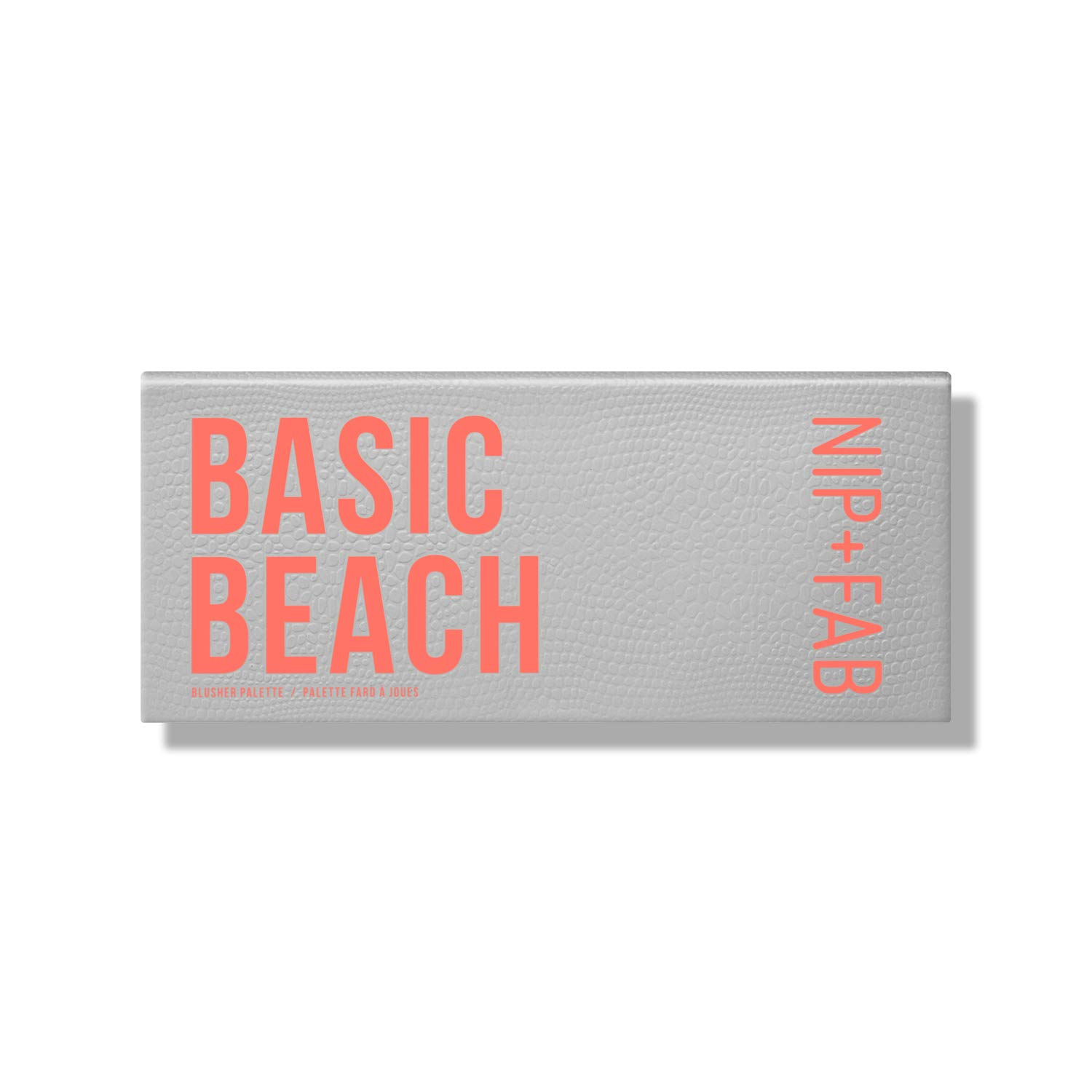 84% off NIP+FAB Blusher Palette Basic Beach 01(add on item)