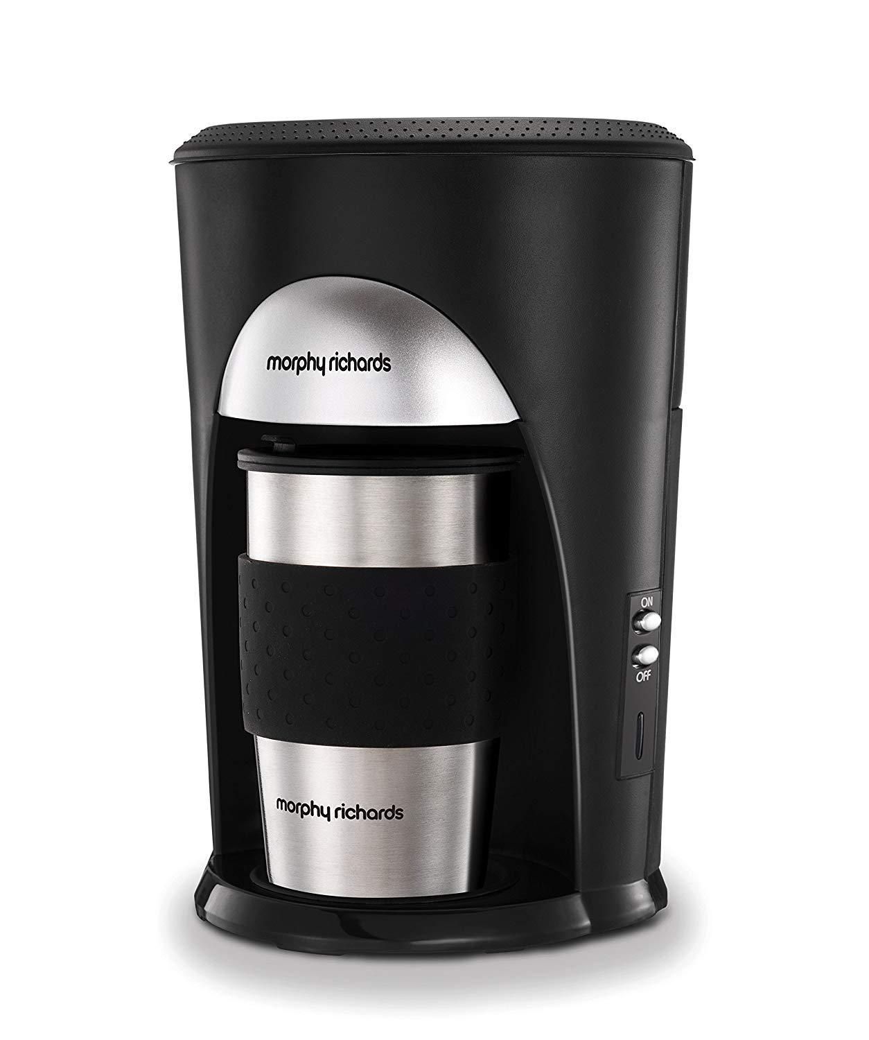 Morphy Richards Coffee On The Go Filter Coffee Machine