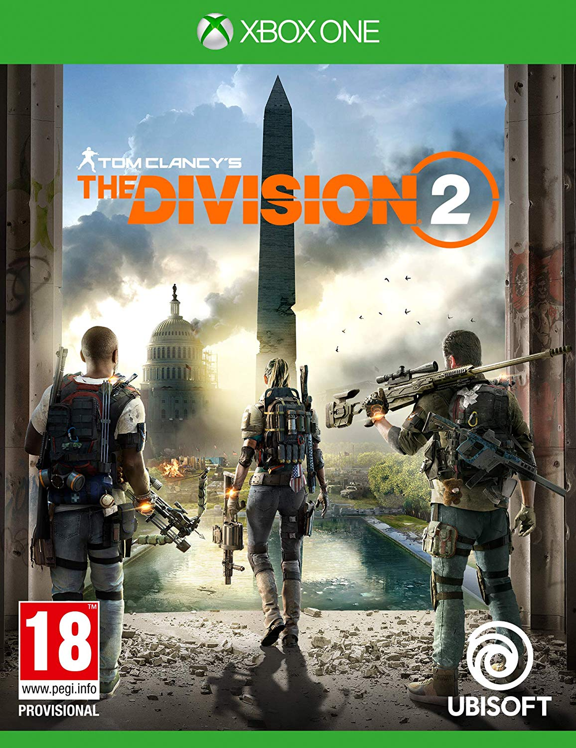 Tom Clancy's The Division 2 (Xbox One) £7.43 Prime